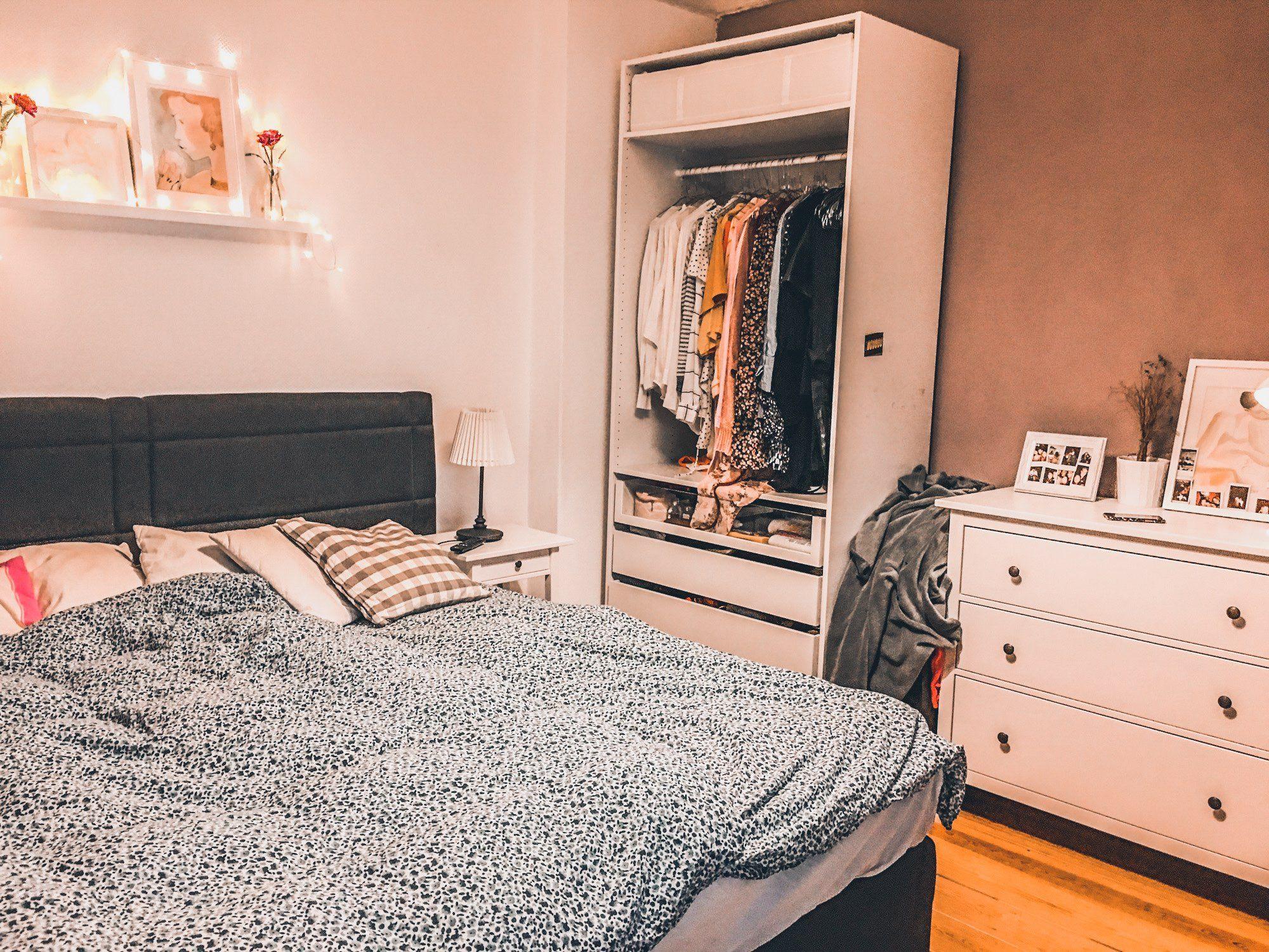 Susses Wg Zimmer Mit Kuscheligem Bett Und Kleiderschrank Wggesucht