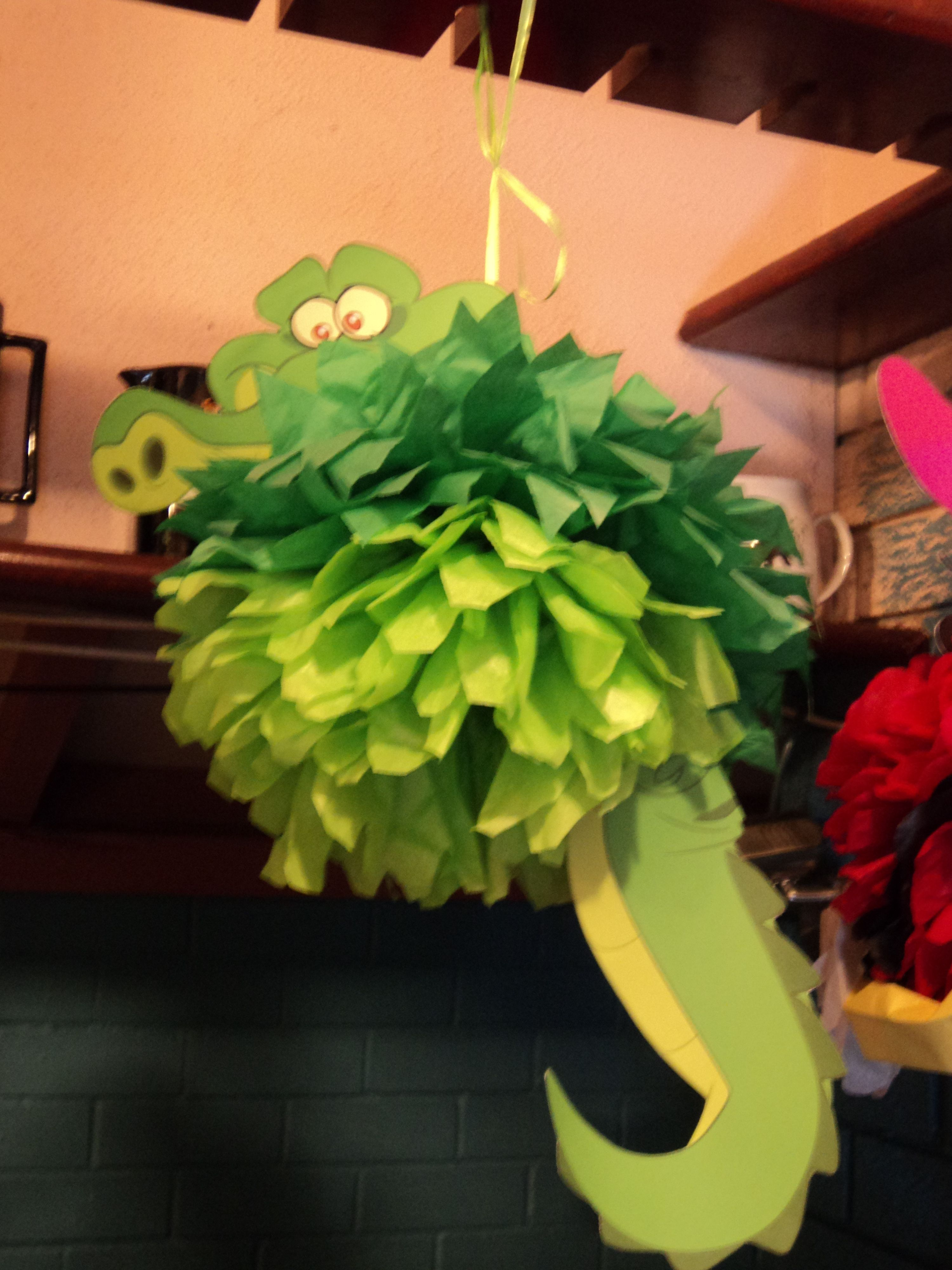 Neverland Party Peter Pan Tick Tock Pom Pom Created Especially For