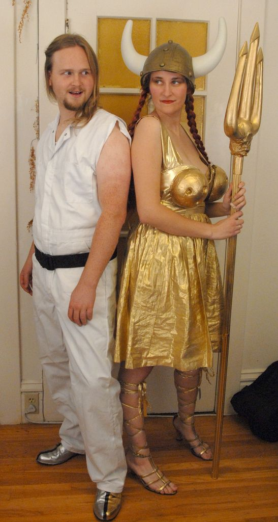 The Dude and Maude - Big lebowski | Couples costumes | Pinterest ...