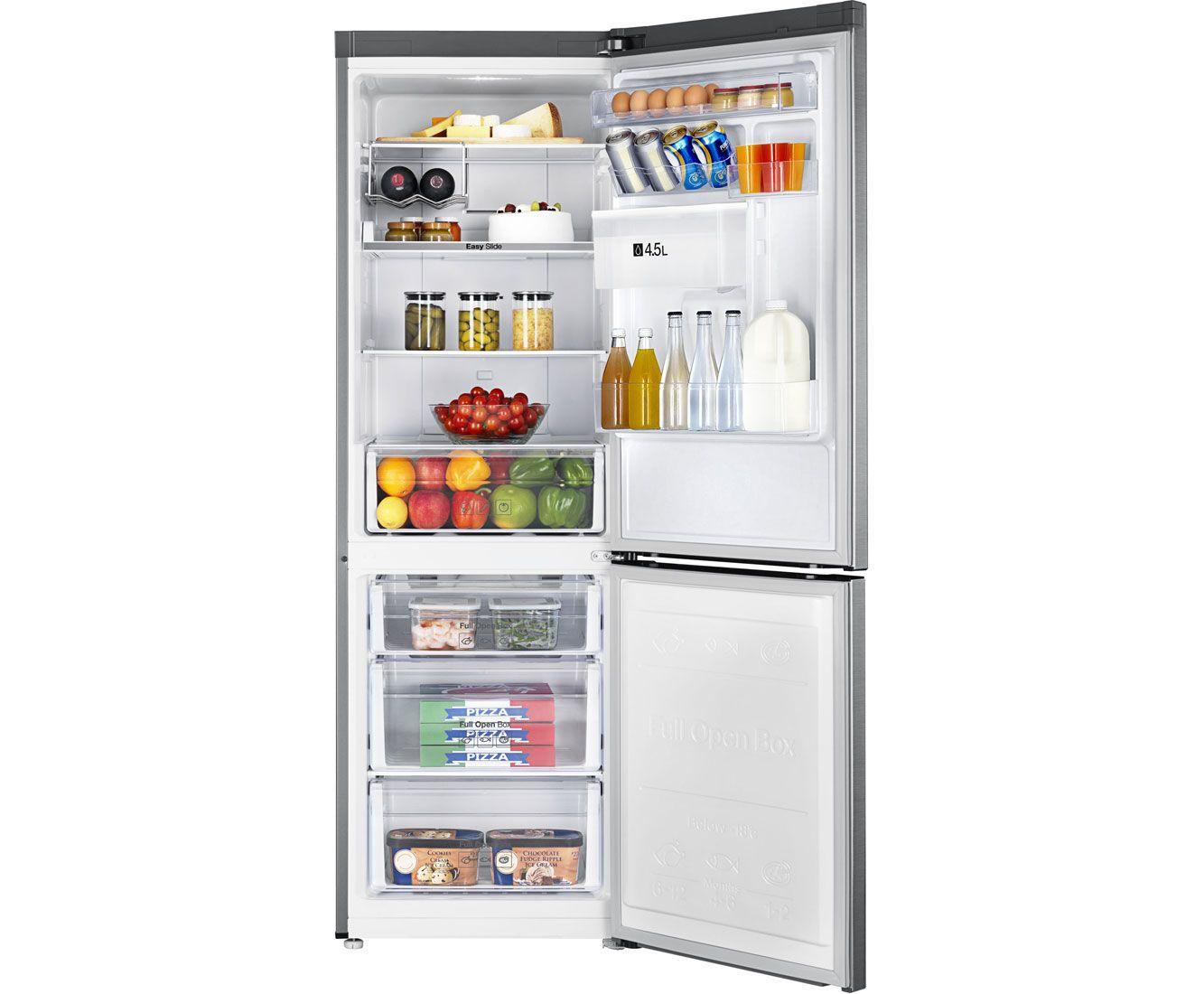samsung rb combi range rb31fdrndss 60 40 frost free fridge. Black Bedroom Furniture Sets. Home Design Ideas