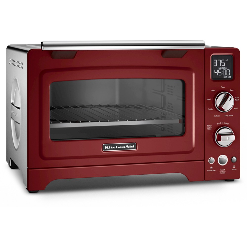 Kitchenaid 12 Convection Digital Countertop Oven Kco275 Countertop Convection Oven Countertop Oven Kitchen Aid