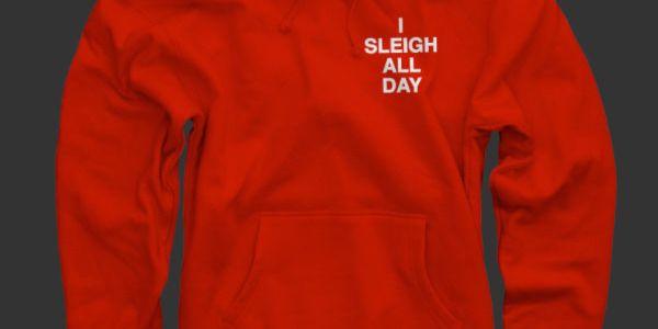 beyonce-ugly-christmas-sweater1   Beyoncé's Newest Ugly Christmas Sweater 'Sleighs' All Day