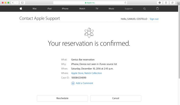 How to Make an Apple Genius Bar Appointment for Tech