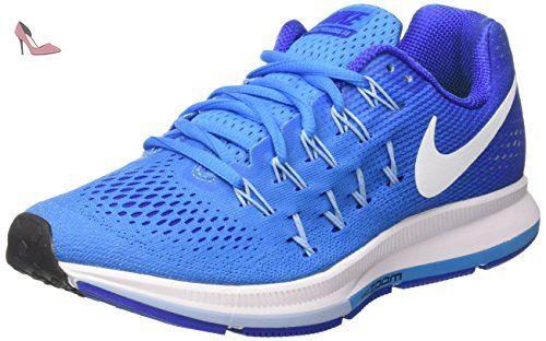 nike running femme bleu