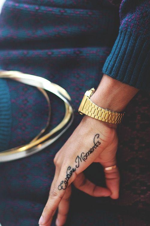 Capture moments tattoo - Tattoo Ideas Top Picks