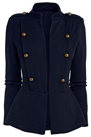 womens military style jacket from the Next UK online shop. homina. homina.  homina. b2e1b50003