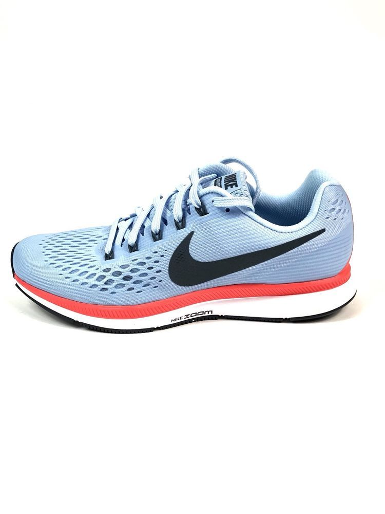 a9e5e5523fd0 Nike Air Zoom Pegasus 34 Size 7 Mens 880555-404 Ice Blue Blue Fox Brand New