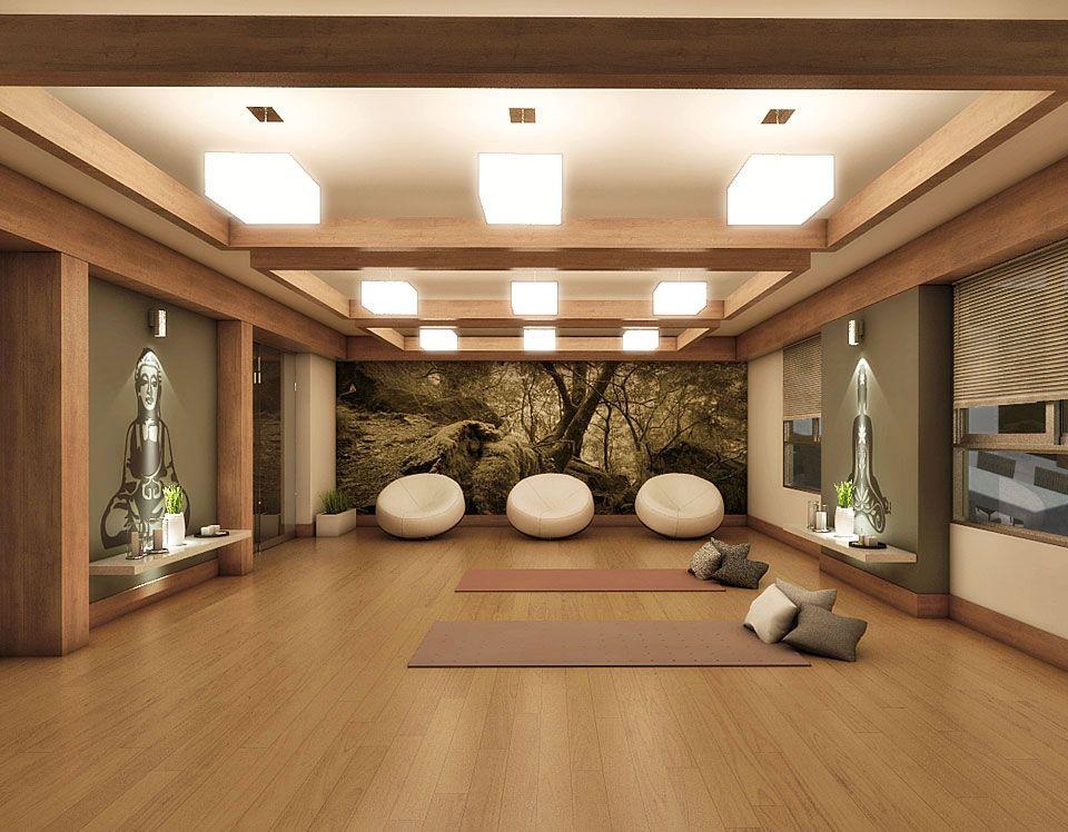 Decoracion para centro de meditacion y antiestres buscar - Salas de meditacion ...