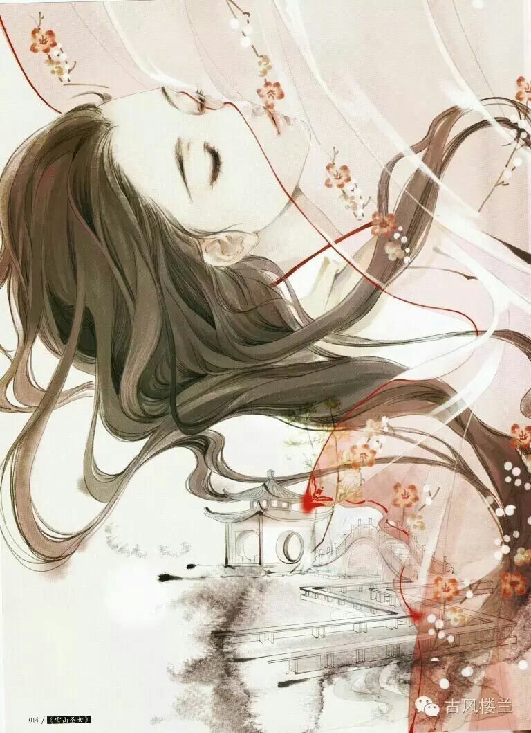 Pin by Tin on Pictures Anime art girl, Chinese drawings