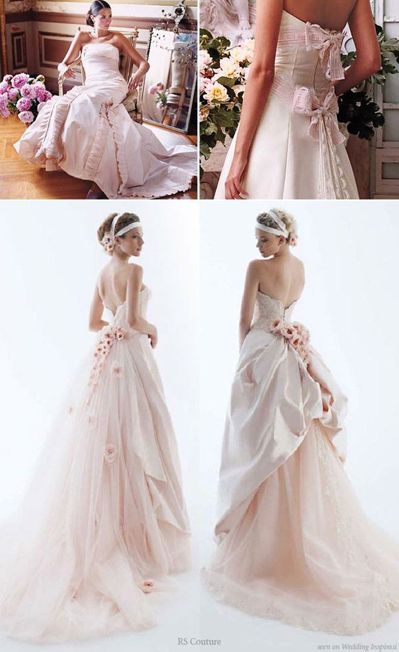 Vera Wang, Carolina Herrera, RS Couture | Weddings | Pinterest ...