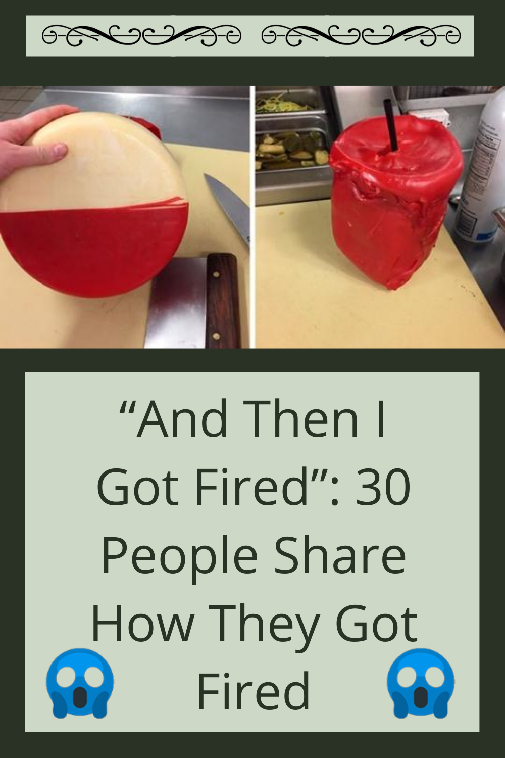 """And Then I Got Fired"" 30 People Share How They Got Fired"
