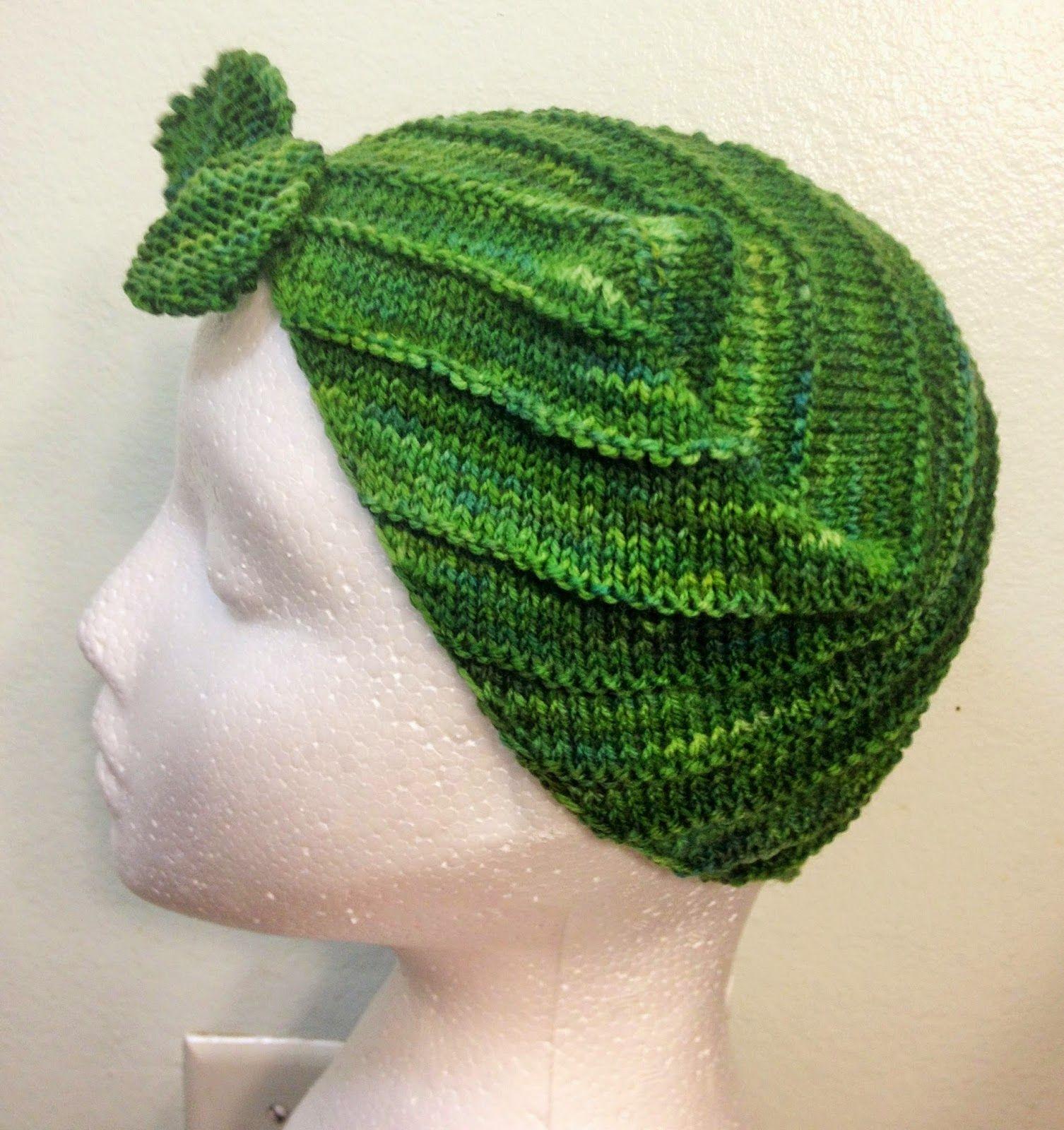Vintage head wrap | Knit patterns | Pinterest | Head wraps, Knit ...