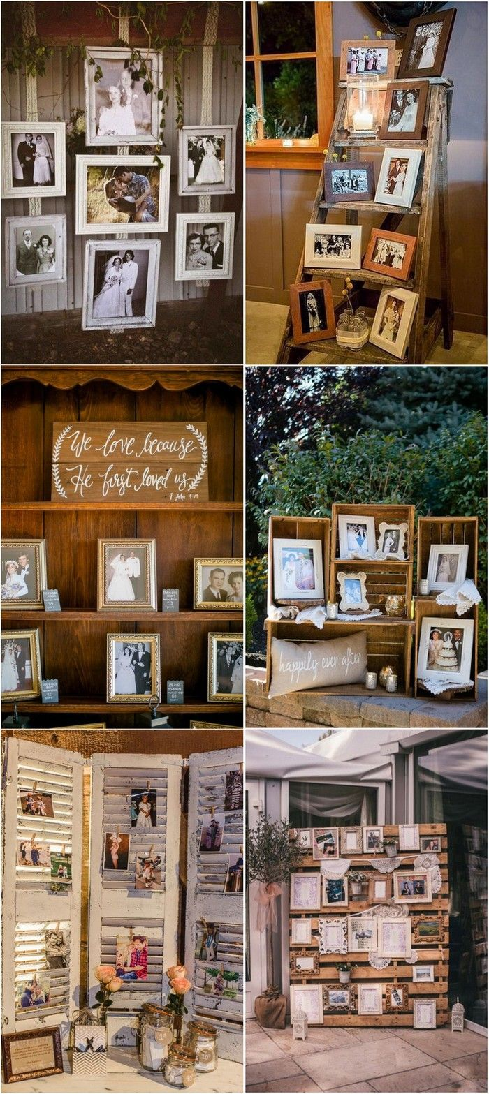 Wedding room decoration ideas 2018   Adorable Vintage Wedding Ideas for  Trends  Weddingideas