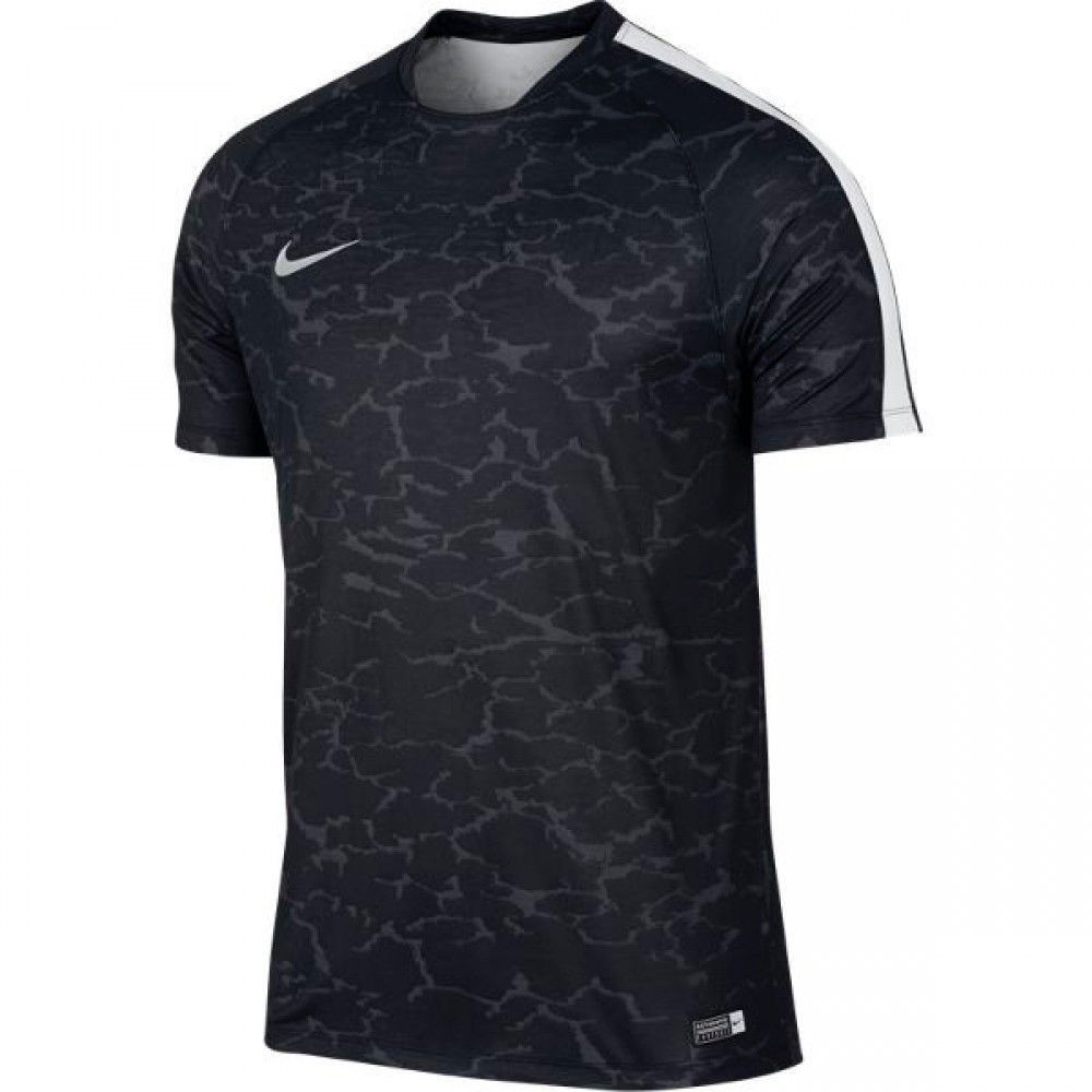 low priced a5680 84758 NIKE CRISTIANO RONALDO FLASH CR7 TRAINING TOP Black | Snaps ...