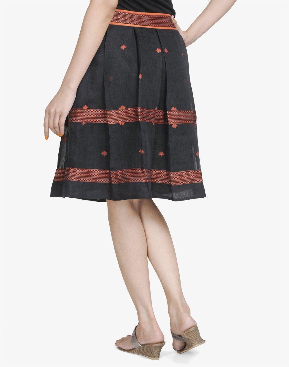 Only Twist Skirt Women Hot Sale Online Original For Cheap Latest Sale Online 4yjTi5p