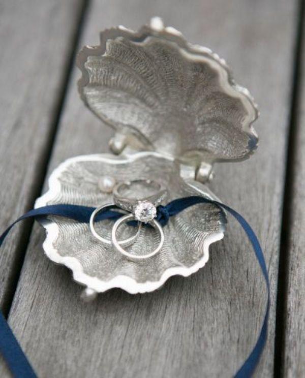25 Creative Wedding Ring Bearer Pillow Alternatives Weddingomania