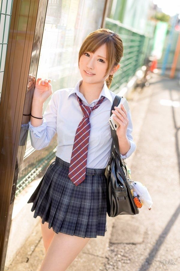 Japanese av school girl