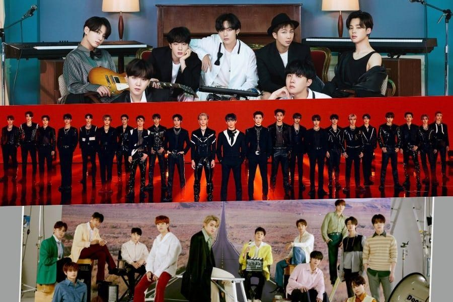 December Boy Group Brand Reputation Rankings Announced Brand Reputation Boy Groups Boys