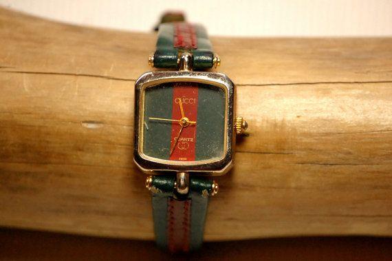 4a8e0cc07 Vintage Gucci Watch- I . JUST. DIEEEEEDDDD!!! @Melissa Kyle Women's
