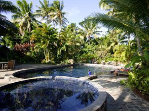 Private And Secluded Pool At Pacific Resort Rarotonga Cook Islands Islands In The Pacific Resort Rarotonga