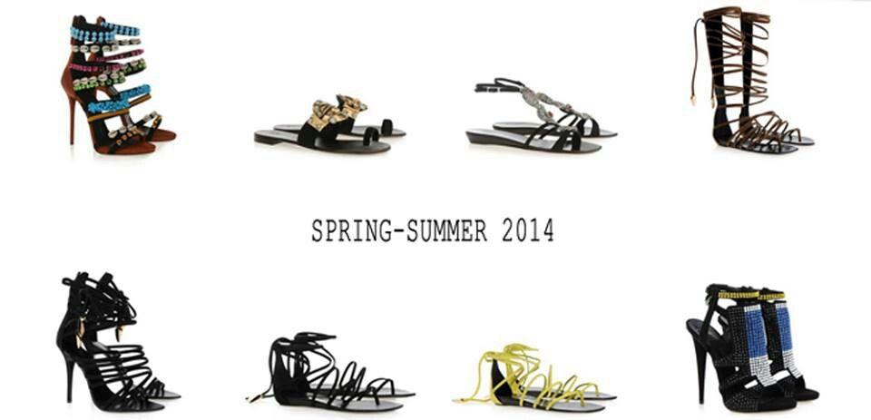 Zanotti spring summer 14