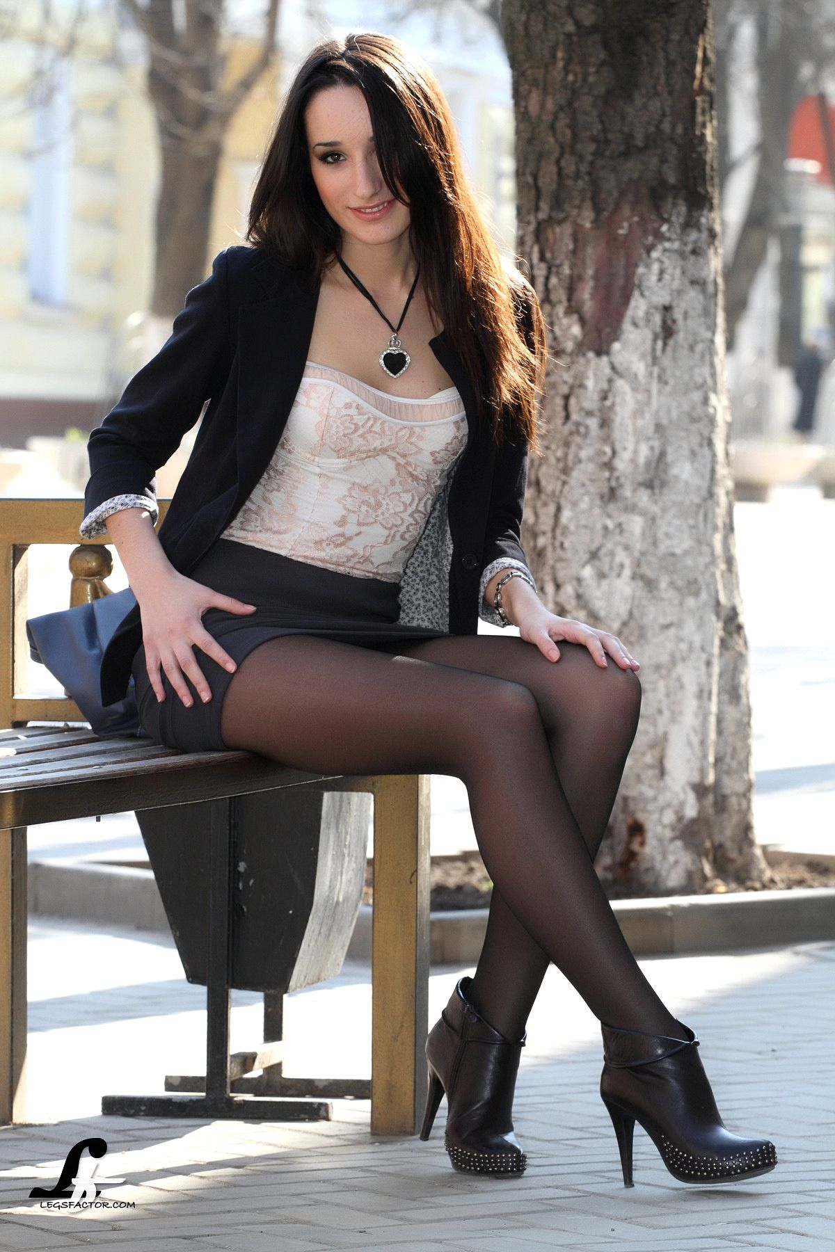 Black women in pantyhose Pics Of Girls In Skirt And Black Pantyhose Black Pantyhose Fashion Fashion Clothes Women