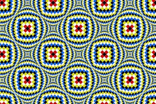 Illusion Illusions Optiques Pour Enfants Illusion Illusion Optical