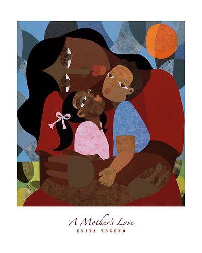 A Mother's Love by Evita Tezeno