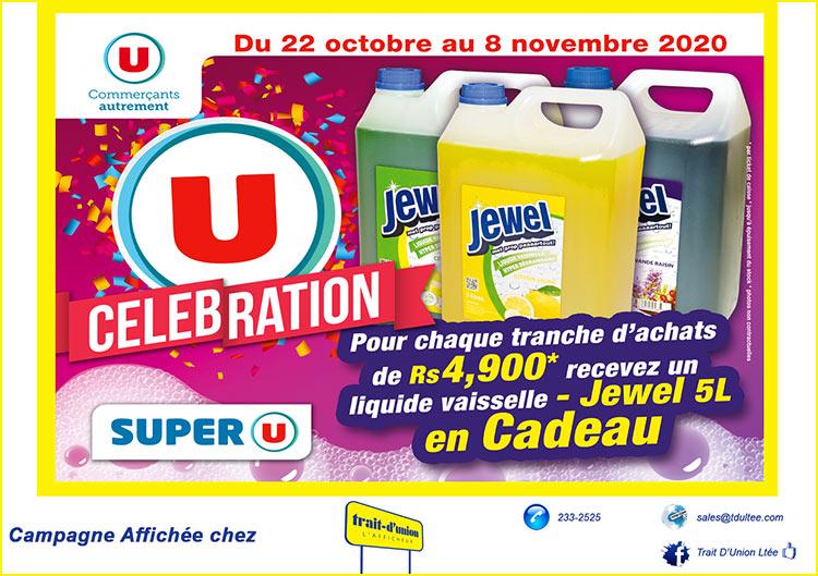 Super U U Celebration Adverts Latest Adverts Celebrities Super