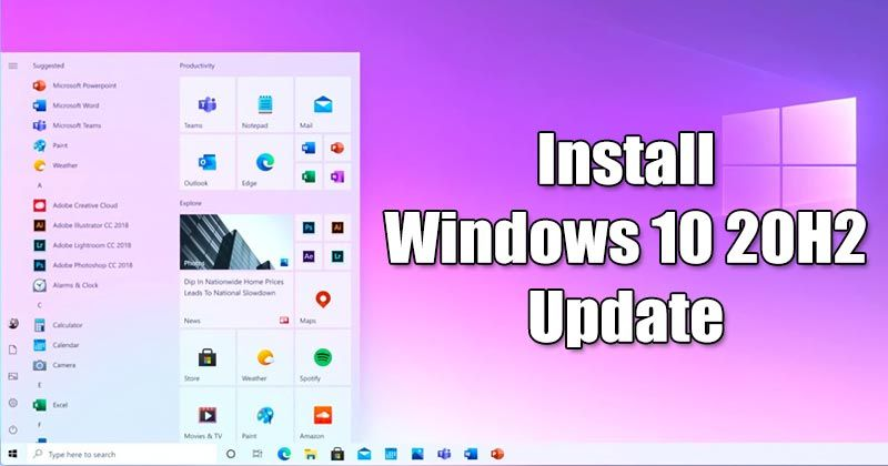 Tech Deals Installing Windows 10