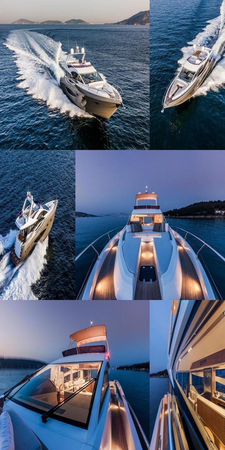 Photo of #Neue #Luxusyacht  #  #Flybridge #von #Numarine #dekor
