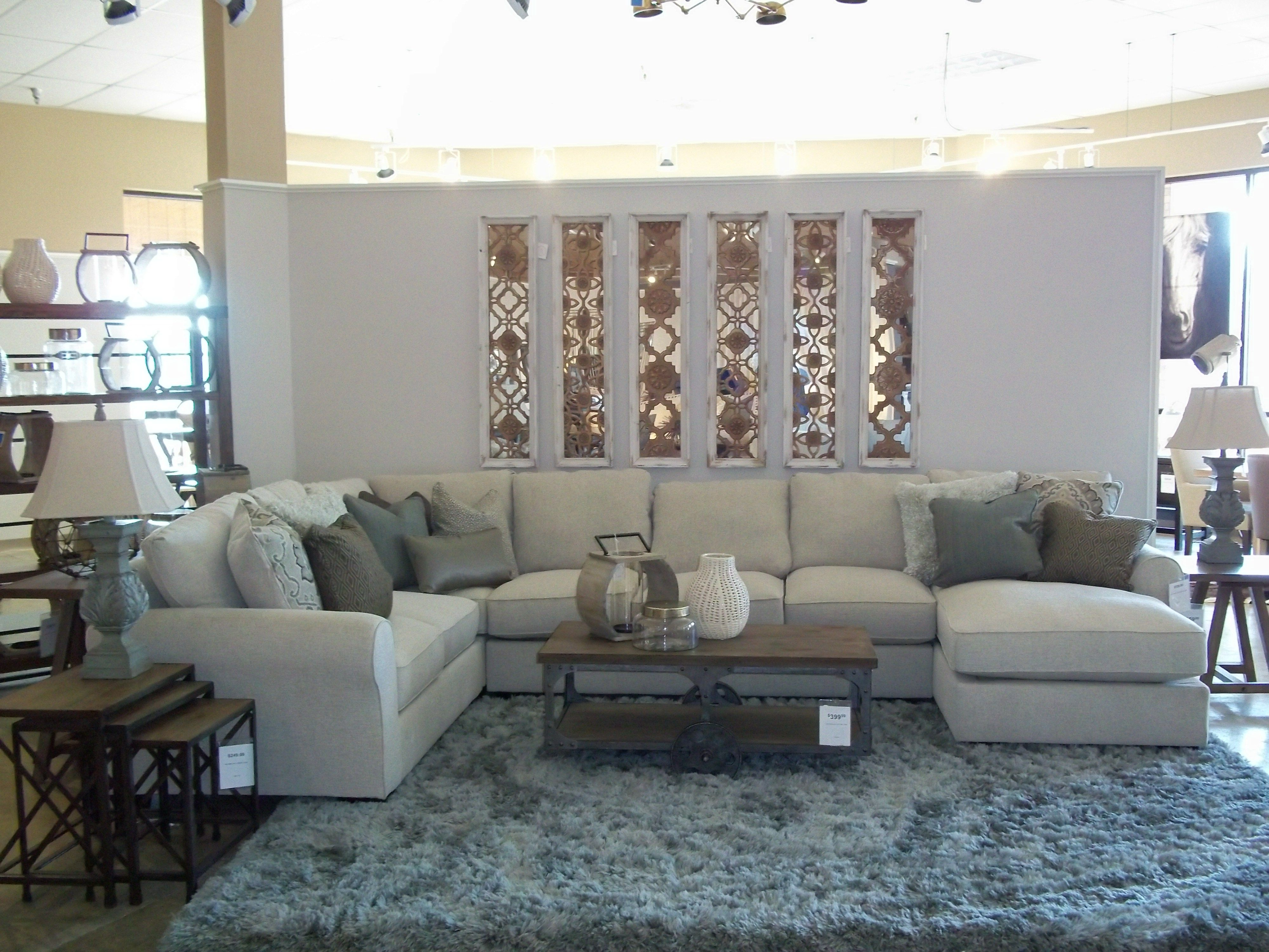 Wilcot Sectional Dsg Store Designs Pinterest Living Rooms  ~ Sofia Vergara Sofa Collection