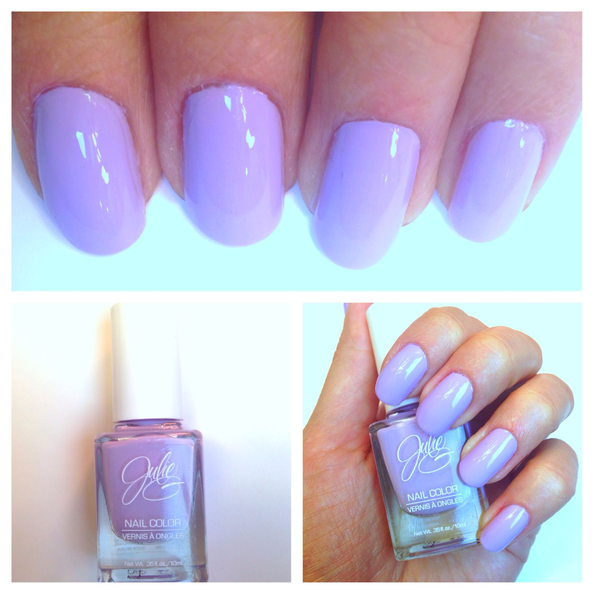 Wearing Fairytale by JulieG Nail Polish. $3.99, available at Rite ...