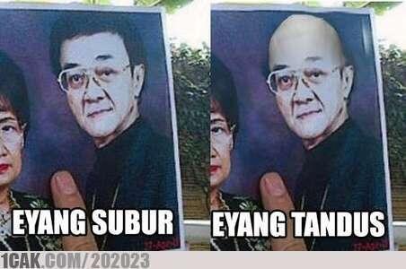 eyang subur