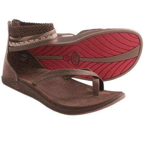 60554ce12489 Chaco Dawkins Sandals - Leather (For Women)