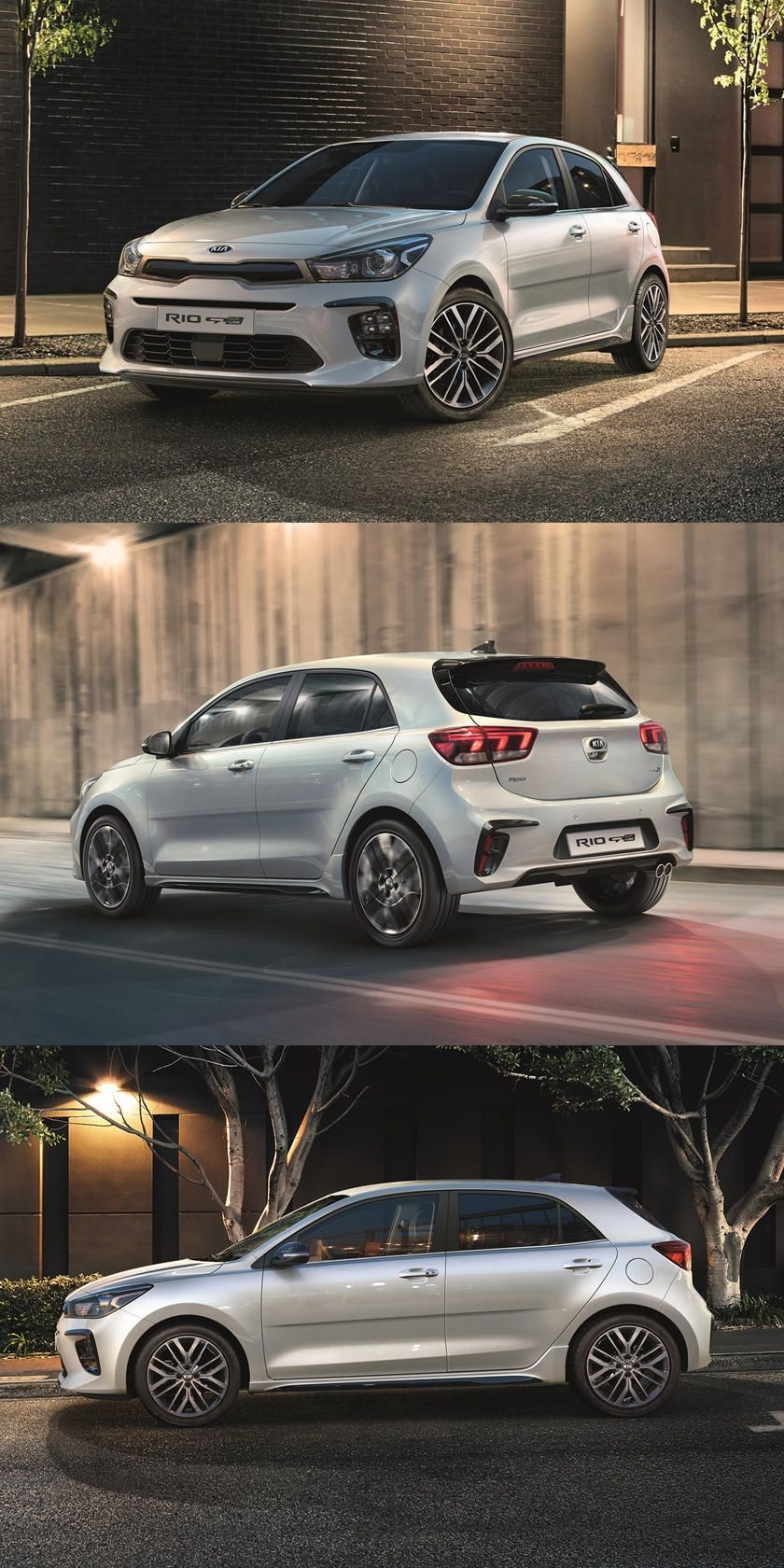 2021 Kia Rio Revealed With Fresh Styling And New Hybrid Tech New Rio Updated With Exterior And Interior Enhancements Along With A New In 2020 Kia Sorento Kia Rio Kia