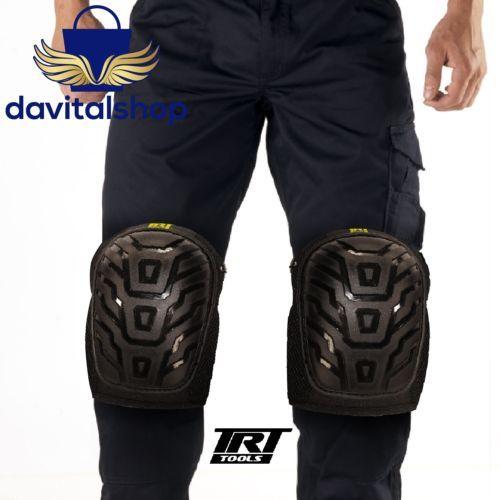 Professional Knee Pads Kneepads Foam Gel Construction Breathable Comfort Work