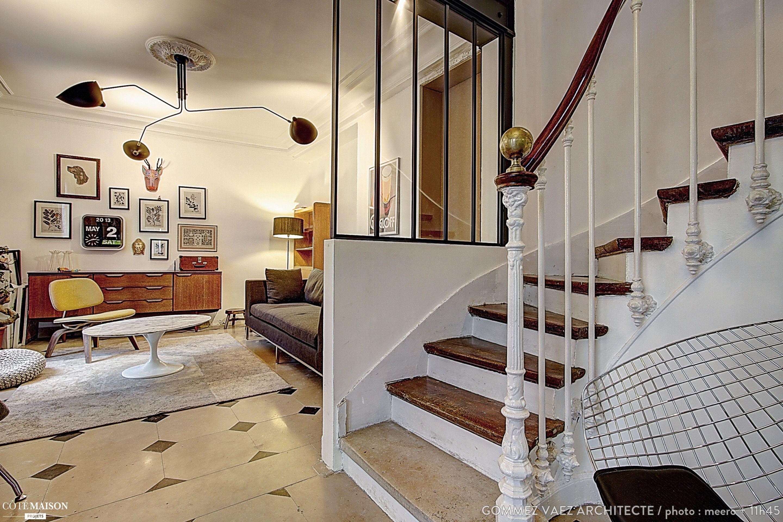 Rénovation d\'une maison de ville en banlieue parisienne | travaux ...