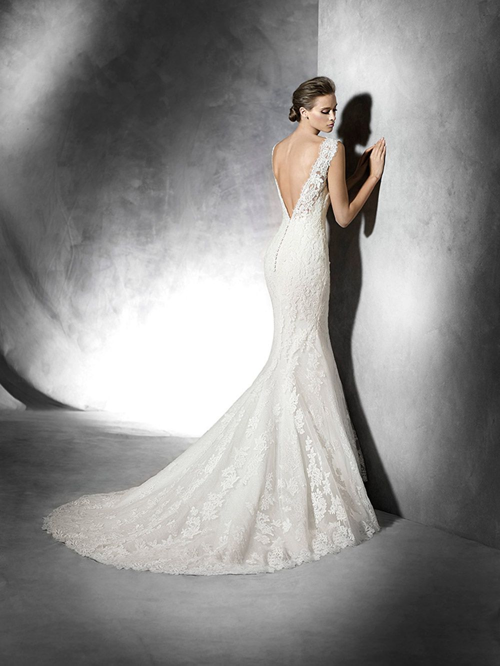 Pronovias 2016 Collection The Wedding Notebook Magazine Wedding Dresses Designer Bridal Gowns Bridal Gowns