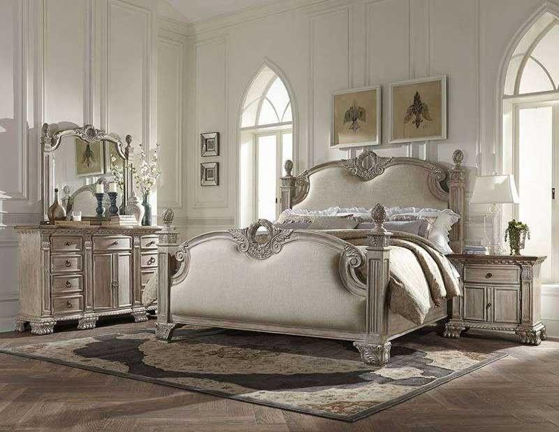 Homelegance  Orleans Ii 5 Piece California King Bedroom Set Adorable Cal King Bedroom Sets 2018