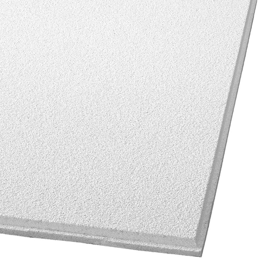 Armstrong Dune 10-Pack White Smooth 15/16-in Drop Acoustic Panel ...