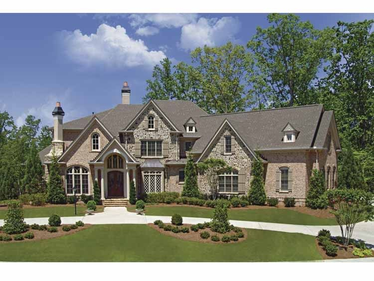 European House Plan With 3937 Square Feet And 4 Bedrooms From Dream Home  Source | House