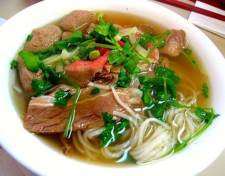 Vietnamese Food Calories! i needed this! & good to hear that its not