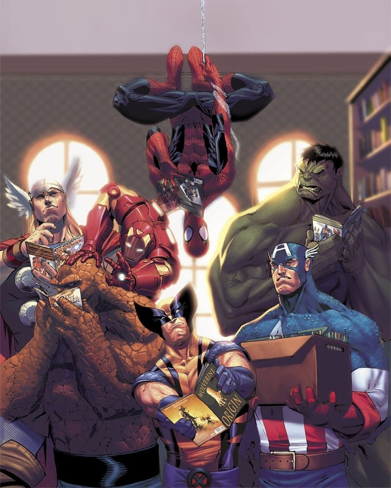 Happy Free Comic Book Day Don T Forget To Support Your Local Comic Book Store And Pick Up Some Free Stuff Today Art Marvel Superheroes Marvel Comics Marvel