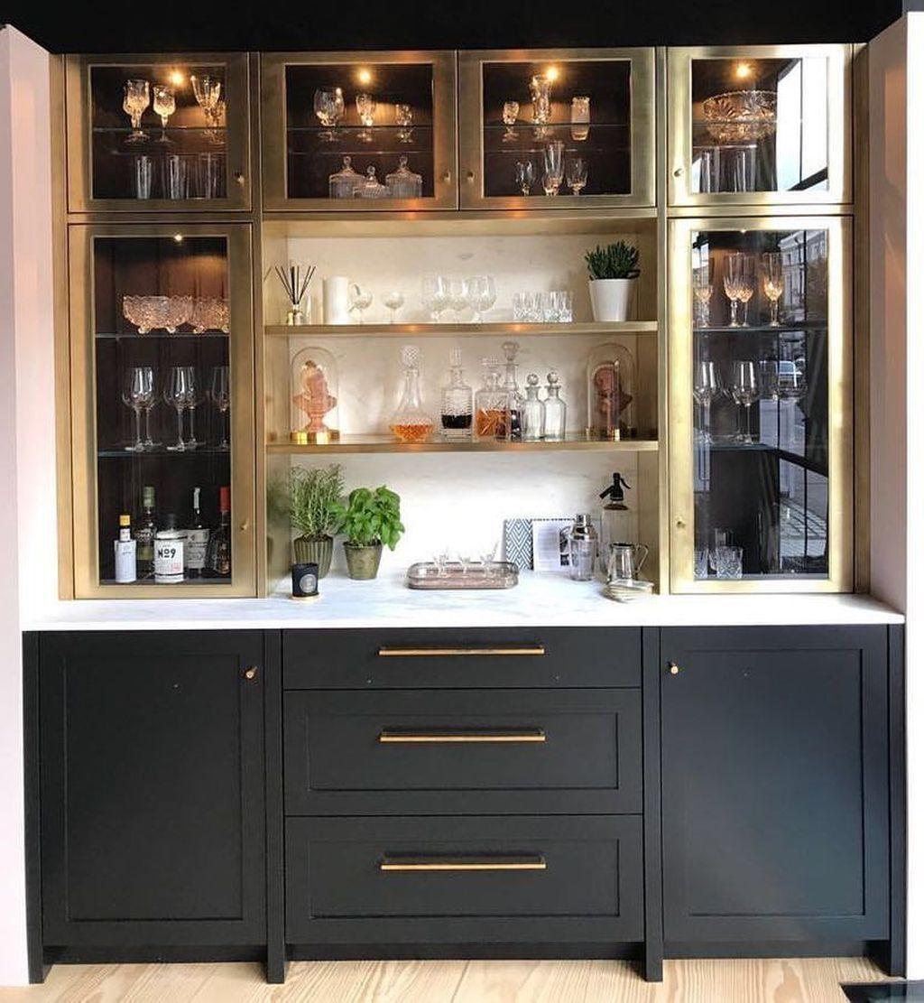 9 Wunderbare Küchenbars Design Ideen für die Küche sieht cool aus ...