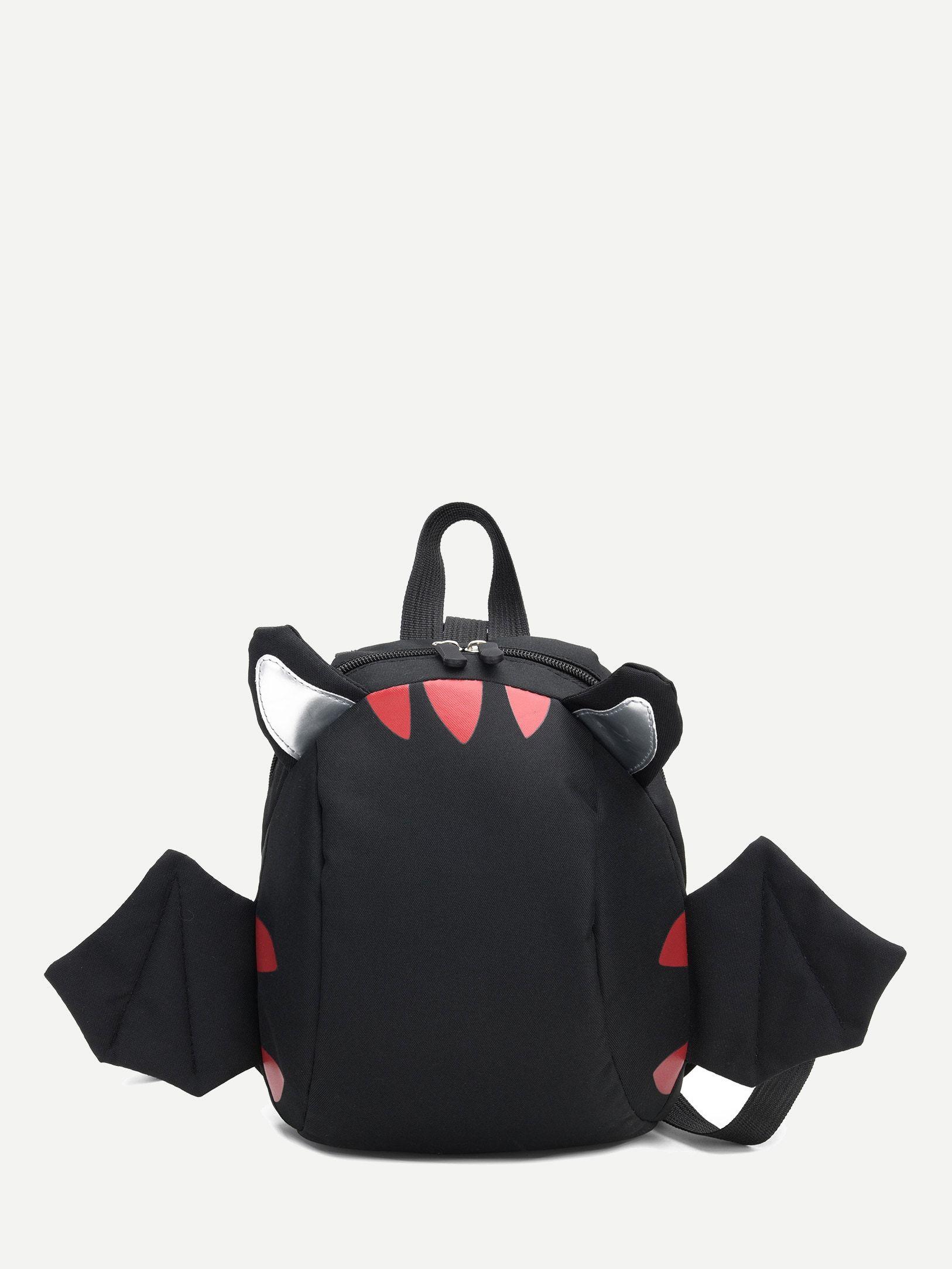 71c61b7e15 Kids Wings Decor Nylon Backpack #bag #bags #man #woman #fashion #