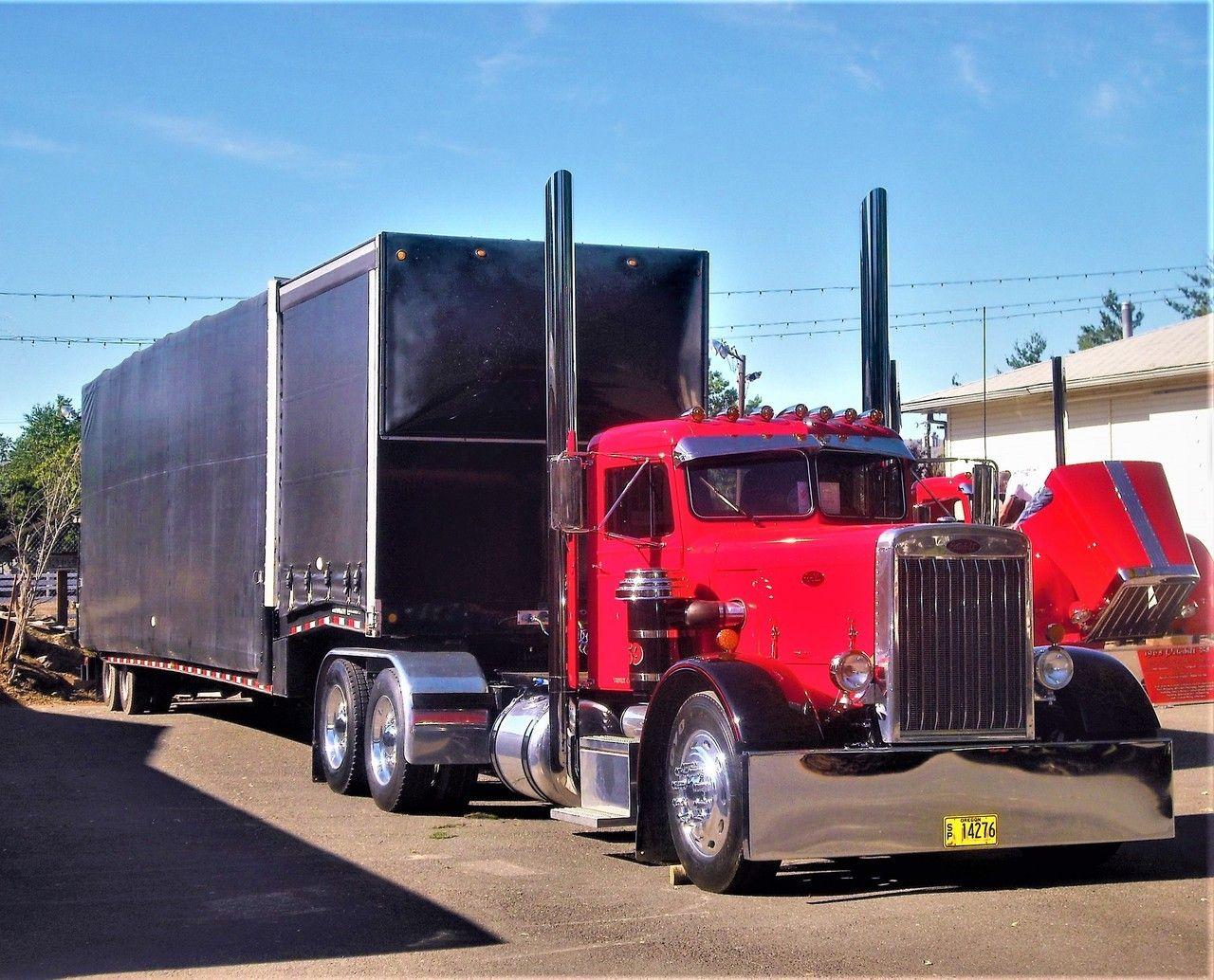 Millions Of Semi Trucks With Images Big Trucks Big Rig Trucks