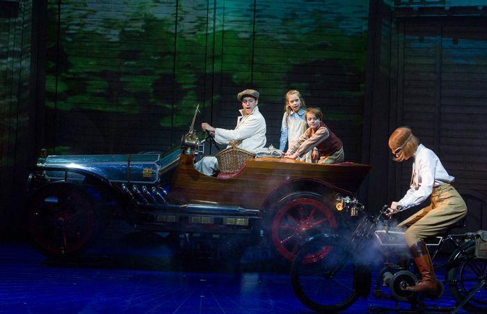 Chitty Chitty Bang Bang review at West Yorkshire Playhouse, Leeds – 'perfect'