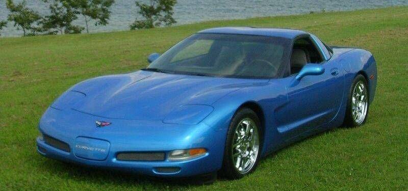 1999 Corvette Corvette Chevrolet Corvette Chevrolet