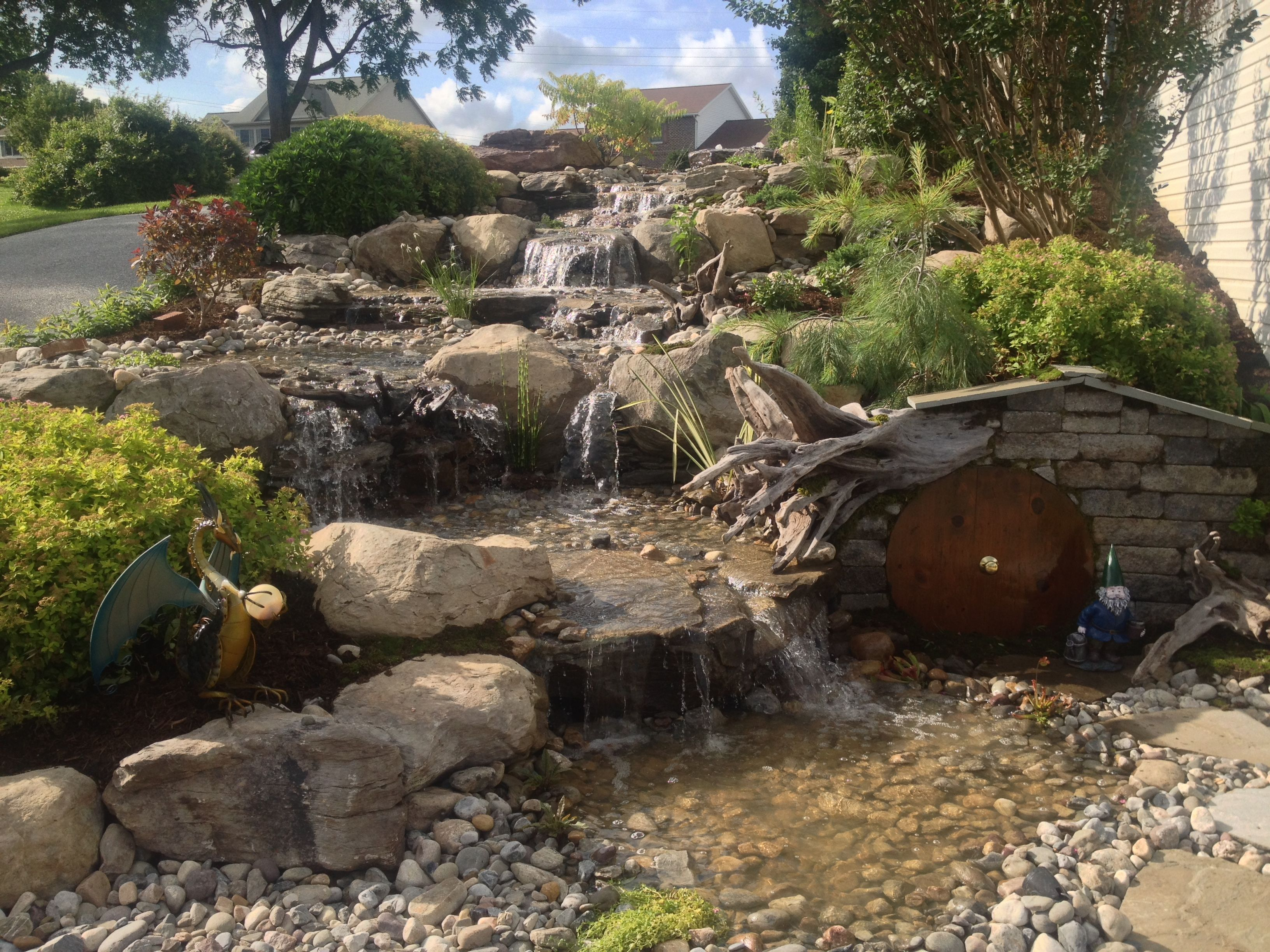 Check Out This Awesome Hobbit Pond In Southcentral Pa Pa
